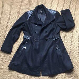 Worthington Flare Coat